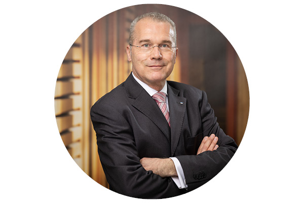 Martin Heid, Private Banking-Berater