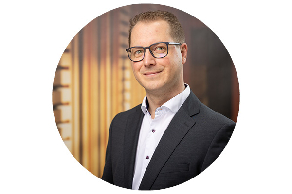 Christian Leschinsky, Berater Private Banking