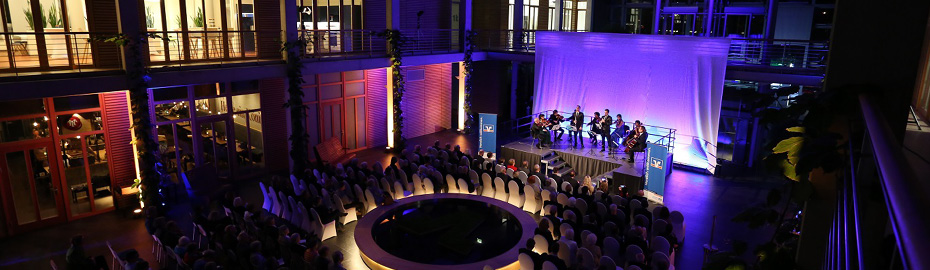 Veranstaltungen der Volksbank Rhein-Ruhr